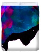 Abstract Religion 2a Duvet Cover