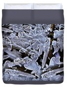 Abstract River 2 Duvet Cover
