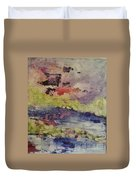 Abstract Series Dreaming Duvet Cover