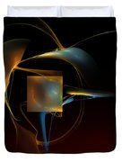 Abstract Still Life 012211 Duvet Cover