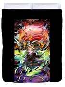 Abstract Thought Duvet Cover