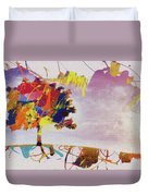 Abstract Tree 33w Duvet Cover