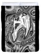 Abstract Tulip 2 Duvet Cover