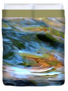 abstract water 2309DB Duvet Cover