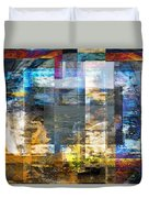 Abstract Wave .. Duvet Cover
