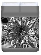 Abstract Wildflower 10 Duvet Cover