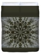 Abstract Wildflower 11 Duvet Cover