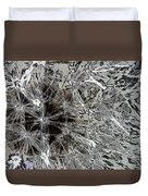 Abstract Wildflower 7 Duvet Cover
