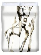Abstraction 2182 Duvet Cover