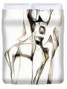 Abstraction 2183 Duvet Cover