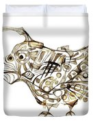 Abstraction 2248 Duvet Cover