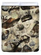 Abstraction 2322 Duvet Cover