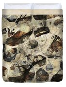 Abstraction 2324 Duvet Cover