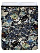 Abstraction 2327 Duvet Cover