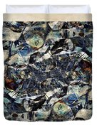 Abstraction 2328 Duvet Cover
