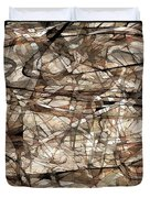 Abstraction 2339 Duvet Cover
