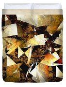 Abstraction 2398 Duvet Cover