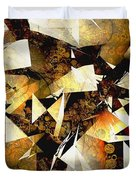 Abstraction 2399 Duvet Cover