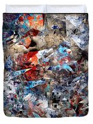 Abstraction 2400 Duvet Cover