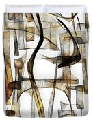 Abstraction 2430 Duvet Cover