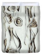 Abstraction 2822 Duvet Cover