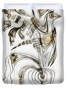 Abstraction 2831 Duvet Cover