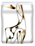 Abstraction 2918 Duvet Cover