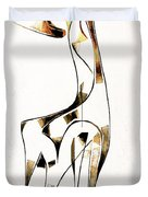 Abstraction 2922 Duvet Cover