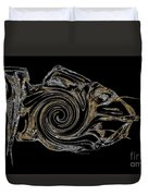 Abstraction 2983 Duvet Cover