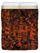 Abstraction 3047 Duvet Cover