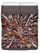 Abstraction 3098 Duvet Cover