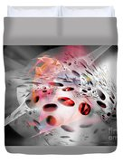 Abstraction 3304 Duvet Cover