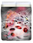 Abstraction 3307 Duvet Cover