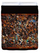 Abstraction 3374 Duvet Cover