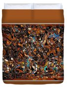 Abstraction 3375 Duvet Cover