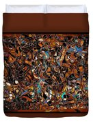 Abstraction 3376 Duvet Cover