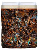 Abstraction 3377 Duvet Cover