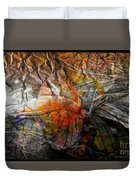 Abstraction 3416 Duvet Cover