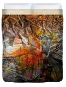 Abstraction 3417 Duvet Cover