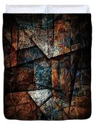 Abstraction 3421 Duvet Cover
