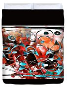 Abstraction 3422 Duvet Cover