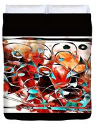 Abstraction 3423 Duvet Cover