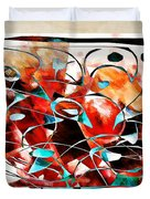 Abstraction 3426 Duvet Cover