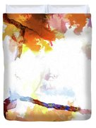 Abstraction #37 Duvet Cover