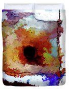 Abstraction #39 Duvet Cover