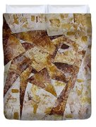 Abstraction 762 - Marucii Duvet Cover