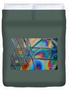 Abstraction In Color 2 Duvet Cover