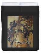 Abstraction#3 Duvet Cover