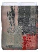 Abstractionnel Duvet Cover