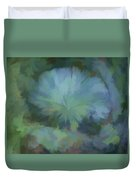 Abstractions From Nature - Live Oak Collar Duvet Cover